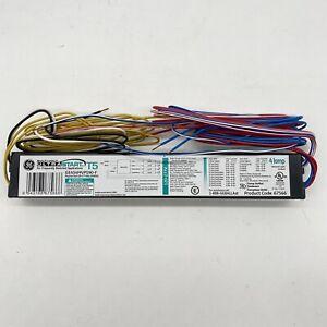GE 454 MVP Multi Volt Ultra Start T5 - GE454MVPS90-F Lamp Ballast 67566