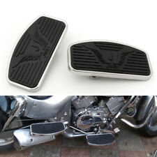 Front Rider Footboard Floorboard For Honda Shadow ACE VT400 VT750 1997-2003 24cm