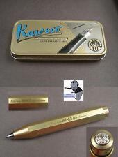 # Kaweco Brass Sport Kugelschreiber in Messing neu  #