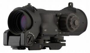 Elcan SpecterDR 1-4x Sight w/ARMS Picatinny Mount Black DFOV14-C2 | New