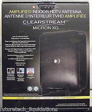 ANTENNAS DIRECT CLEARSTREAM MICRON-XG AMPLIFIED DIGITAL HDTV ANTENNA CSM1-XG-CN