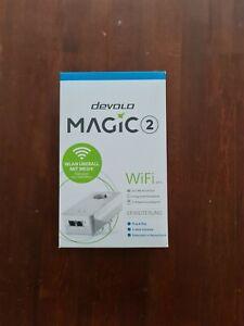 devolo Magic 2 WiFi Ergänzungsadapter 2-1-1 Einzeladapter (1x Adapter)