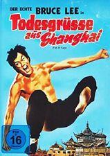 Mediabook BRUCE LEE - TODESGRÜSSE AUS SHANGHAI Limited BLU-RAY + DVD Box NEU