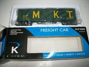 K-Line MKT BOXCAR w/ Herbie Art O gauge K640-1731 NIB