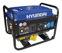 Generatore Di Corrente Gruppo Elettrogeno 3,3Kw Benzina Monofase Hyundai 65111