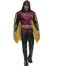 Rubies Batman Arkham-Robin Halloween/Cos Costume-Size Medium W/Cape & Belt