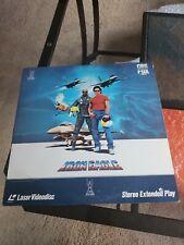 Iron Eagle Laserdisc