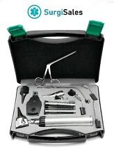*NEW*ENT (Ear,Nose &Throat) Diagnostic,Otoscope,Ophthalmoscope set W/ Alligator