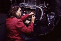 Women Workers North American Aviation Inc Inglewood CA 4x6 World War II Photo 55