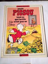 """Collection Walt Disney Oncle Picsou """" Tout Ce Qui Brille N'est Pas Or """" 1980"""