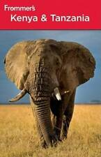 Frommer's Kenya and Tanzania (Frommer's Complete Guides) - Paperback - GOOD
