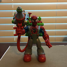 Spiderman & Friends Fire Fighter Water Shooting Action Backpack