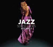 JAZZ - SEXIEST LADIES 2 (KAREN SOUZA,MICHELLE SIMONAL,ANAKELLY,...)  3 CD NEU