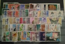 Thailand Fine Stamp Collection on Stock Sheet