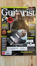 Guitarist Magazine Issue 339 March 2011 Rare O.O.P (Eric Clapton) Fender, Peavey