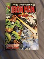 Iron Man #4 (Aug 1968, Marvel)