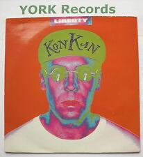 "Kon Kan-libertad-Excelente Estado 7"" Single Atlántico 7815"