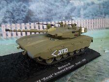 1/72 Altaya Military Magazine Series Merkava III 188 Barak brigade Israel 1990