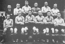Southampton Football Team Photo Saison 1932-33
