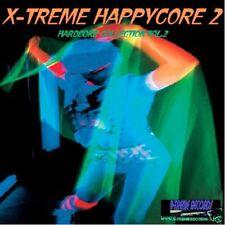 X-TREME HAPPYCORE 2 UK / HAPPY HARDCORE ( DJ MIX CD ) - LISTEN TO AUDIO SAMPLES