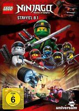 Lego Ninjago - Masters of Spinjitzu - Staffel 8.1 - DVD