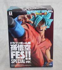 Super Saiyan God Son Goku Crane King Brand New Prize Figure North American Sell