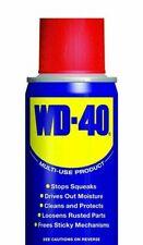 WD40 80ml Aerosol Cleans Spray Lubrication Care Lubricant Car UK