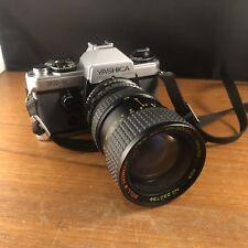 Yashica FX-D appareil photo argentique avec Yashica 28-80 mm zoom lens * spares/repair *