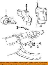 Dodge CHRYSLER OEM Engine Motor Transmission-Rear Mount Upper Bracket 52019637