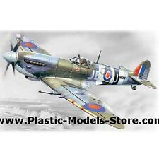 PLASTIC MODEL BUILDING AIRPLANE KIT SPITFIRE MK.IX AIRCFRAFT WWII 1/48 ICM 48061