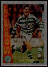Futera Celtic Fans' Selection 1997-1998 (Chrome) Celtic 5 - Hibernian 0 #45