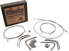 Extended Cable/Brake Line Kit for 16in. Gorilla Handlebars BURLY  B30-1053