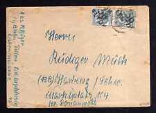h278 Brief Handstempel Bezirk 36 Teltow 146b 30.6.48 Bedarf