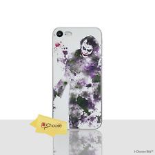 Marvel Fan Art Case/Cover Apple iPhone 5/5s/SE / Screen Protector / Gel / Joker