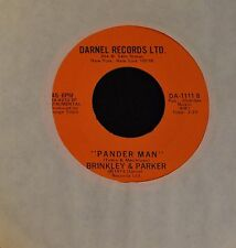 Brinkley And Parker Darnell 1111 Pander Man and Don't Get Fooled By The Pander