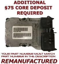 REMAN 2000 2001 Dodge RAM 1500 2500 ABS Pump Control Module P52010073AD EXCHANGE