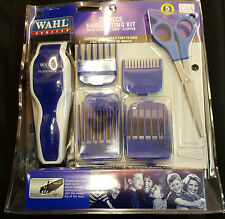 WAHL 20 PIECE HAIRCUTTING KIT WITH COMFORT GRIP CLIPPER  *BRAND NEW*