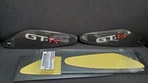 JDM NISSAN SKYLINE GTR GT-R R33 NISMO OEM Rear Spoiler Ornament  99993-RN595