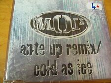 M.O.P. ANTE UP REMIX  CD SINGOLO SIGILLATO 4 TRACKS