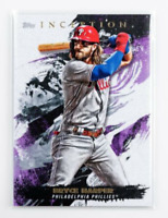 BRYCE HARPER #25 Philadelphia Phillies Base 2021 Topps Inception Baseball