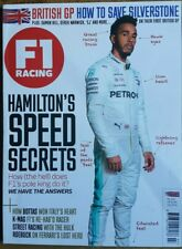 F1 Racing July 2018 No 269 Magazine Lewis Hamilton