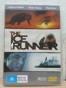Ice Runner DVD 1992 Edward Albert, Olga Kabo, Victor Wong RARE MOVIE - REG 4