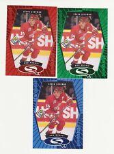 1998-99 UD Choice Steve Yzerman Starquest Lot - Red, Green, Blue # SQ18 (98-99)