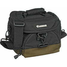 NEW CANON GADGET BAG 100EG WATER-REPELLENT NYLON CAMERA 3 LENS KIT SHOULDER BAGS
