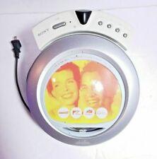 Vintage Rare Sony DVP PQ2 CD DVD Player Unique MP3 Retro 2000s Tech Electronics