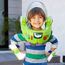 Disney Pixar Toy Story Buzz Lightyear Space Ranger Helmet Jet Pack Damaged Box