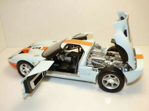 FORD GT CONCEPT GT40 n°6 GULF 1/12