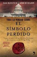 Toda la verdad sobre El Simbolo Perdido (Spanish Edition)-ExLibrary