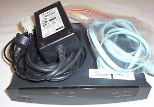 Cisco 828 G.SHDSL modem/router/switch (4-port 10BT) IOS 12.3(4) 32/8MB
