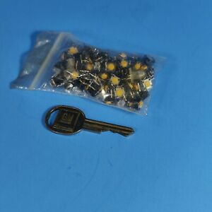 Bag Of Omron Tactile Switches B3F